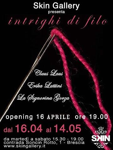 16/04/2010 SKIN GALLERY contrada Soncin Rotto, 1 Brescia