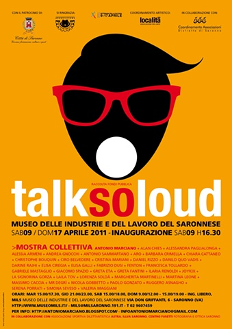 """""""Talk So Loud"""""""