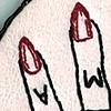 """ hand F"""
