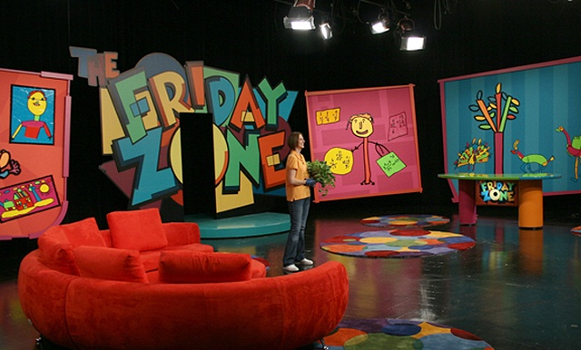 collaborative art project with Indiana University/PBS television by Joe LaMantia