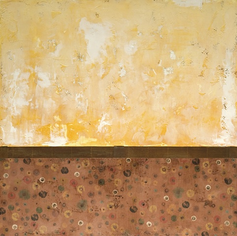 Rust Divide: Yellow Wall