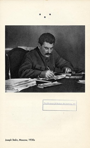 Yevgeniy Fiks: Stalin's Directive on Moder Art