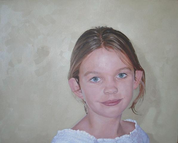 Oil on Canvas Oil Painting by artist Luke Vehorn