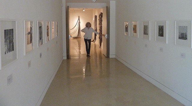 Exhibition at Torrance Art Museum, Aug. 2015