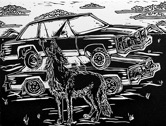 'Coyote and Junkyard�