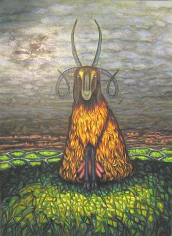 the sulphur goat