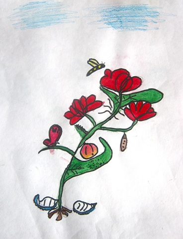 Botanic Illustration First Grade