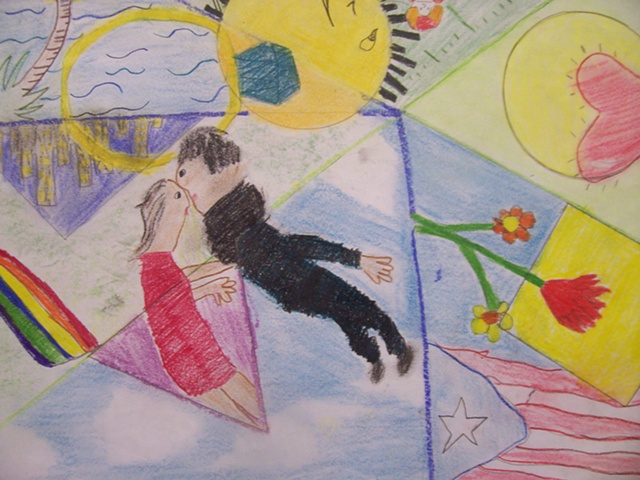 Chagall Dream Paintings
