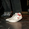 the drums shoes @ bowery ballroom