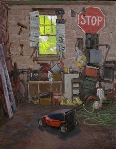 Middlefield Road Garage
