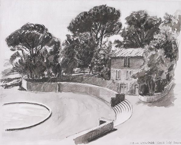 Casa di Luigi Barzini, Orvieto