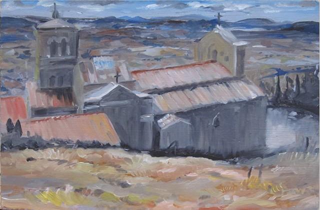A. Choi Santa Margarita Beginning Painting