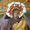 L. Newkirk Self as Saint