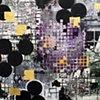 C. Ruff Series of Three Intermediate Painting