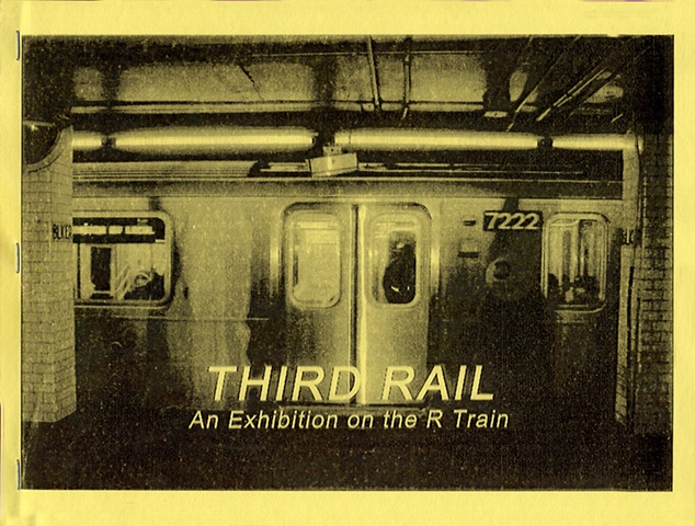 Third Rail Publication, cover