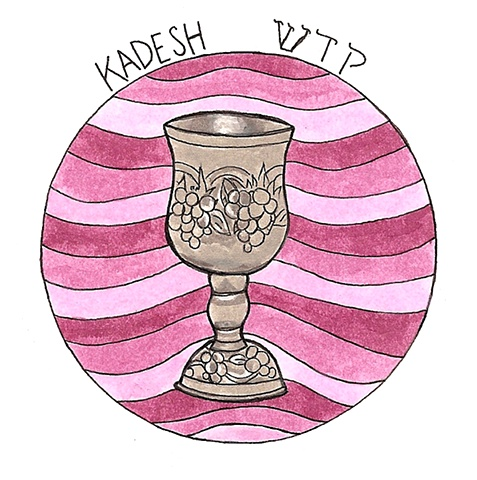 Kadesh- Recite the Kiddush