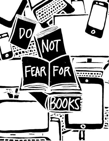 Do Not Fear For Books