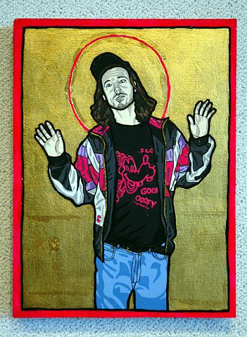 St. Zach of Fluorescents, Patron saint of New York, hip-hop and lox