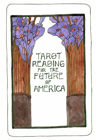 Tarot Reading for the Future of America