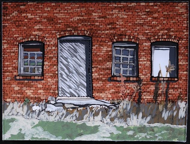 Brick, Mill Spring