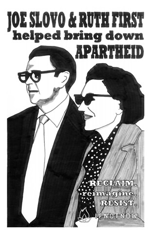 Joe Slovo & Ruth First