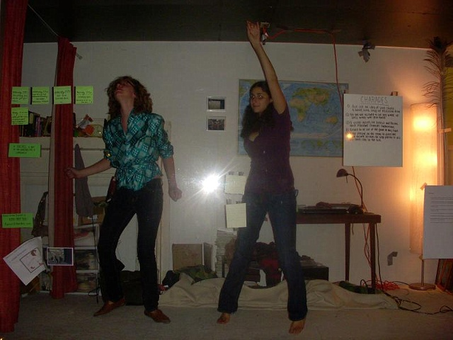 """Saturday night: """"Dance Party!"""""""