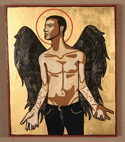 St. Muss, the Dark Angel, Patron saint of rockstars