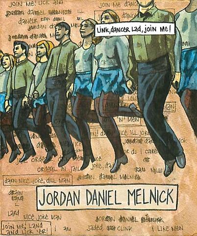 Jordan Daniel Melnick