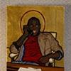 St. Damien of Office Gossip Patron saint of models and homosexuals