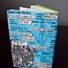 Gabriel Zohar Steinberg, birthday notebook, back view