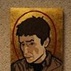 St. Robby, Patron saint of humor, insomniacs and brotherhood