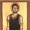 St. Manos of Newports, Patron saint of New Jersey and ecstasy