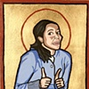 St. Elinor of the Long Skirts, Patron saint of penitence and fertility