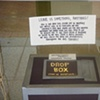 """The Drop Box with Wednesday's prompt, """"Something Broken"""""""