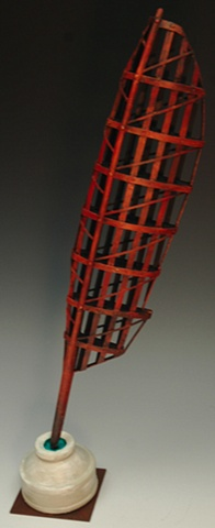 "Maquette for ""Sky-Wrighting"""