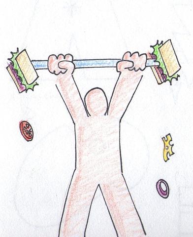 Exer-Sandwiches