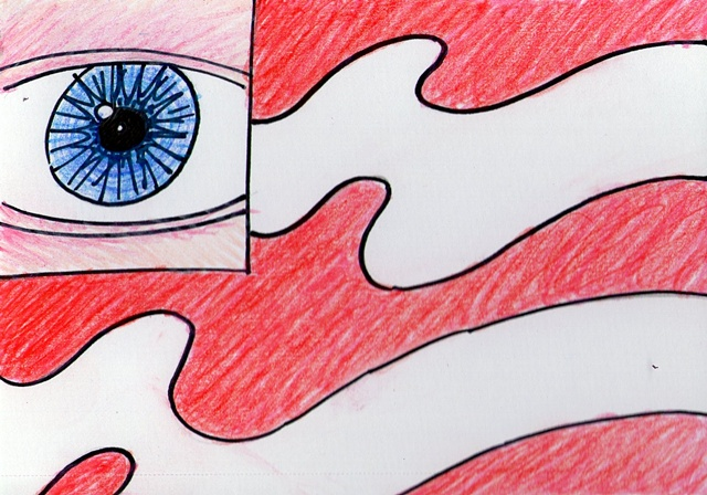 Big Brother's Hypnotic Flag