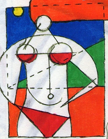 Geometry in a Bikini