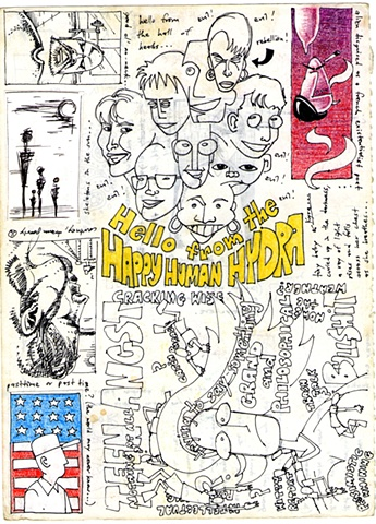 Teen Angst/Human Hydra