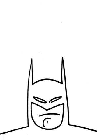 The Dark Knight Never Smiles