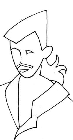 Portrait of JJ Fadd