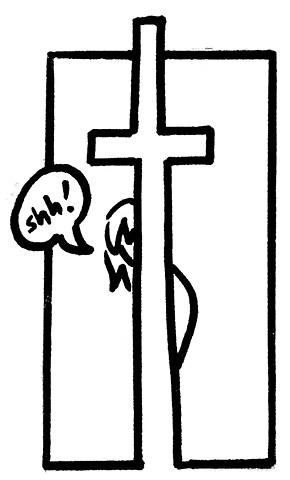 Shy Jesus