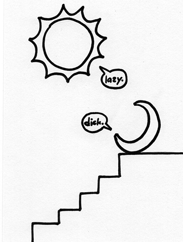 Sun and Moon #16