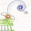 Spiral, Angel, and Blur