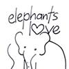 Elephants Love Cigarettes