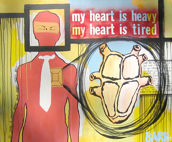 The Fight Between Heart And Mind