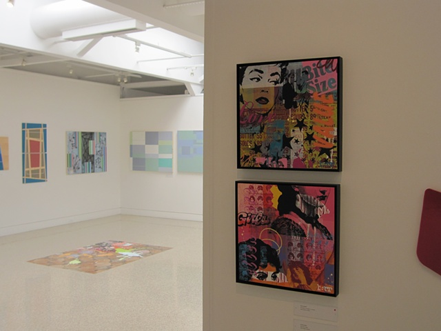 Strictly Painting 8 McLean Project for the Arts 2011