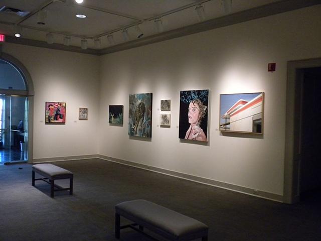 Mid-Atlantic New Painting Exhibition Ridderhof Martin Gallery 2012
