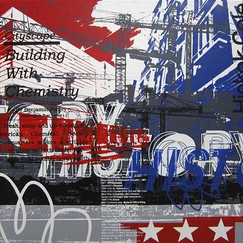 Commission piece for Davis Construction
