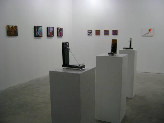 Little Big Things Adam Lister Gallery 2011